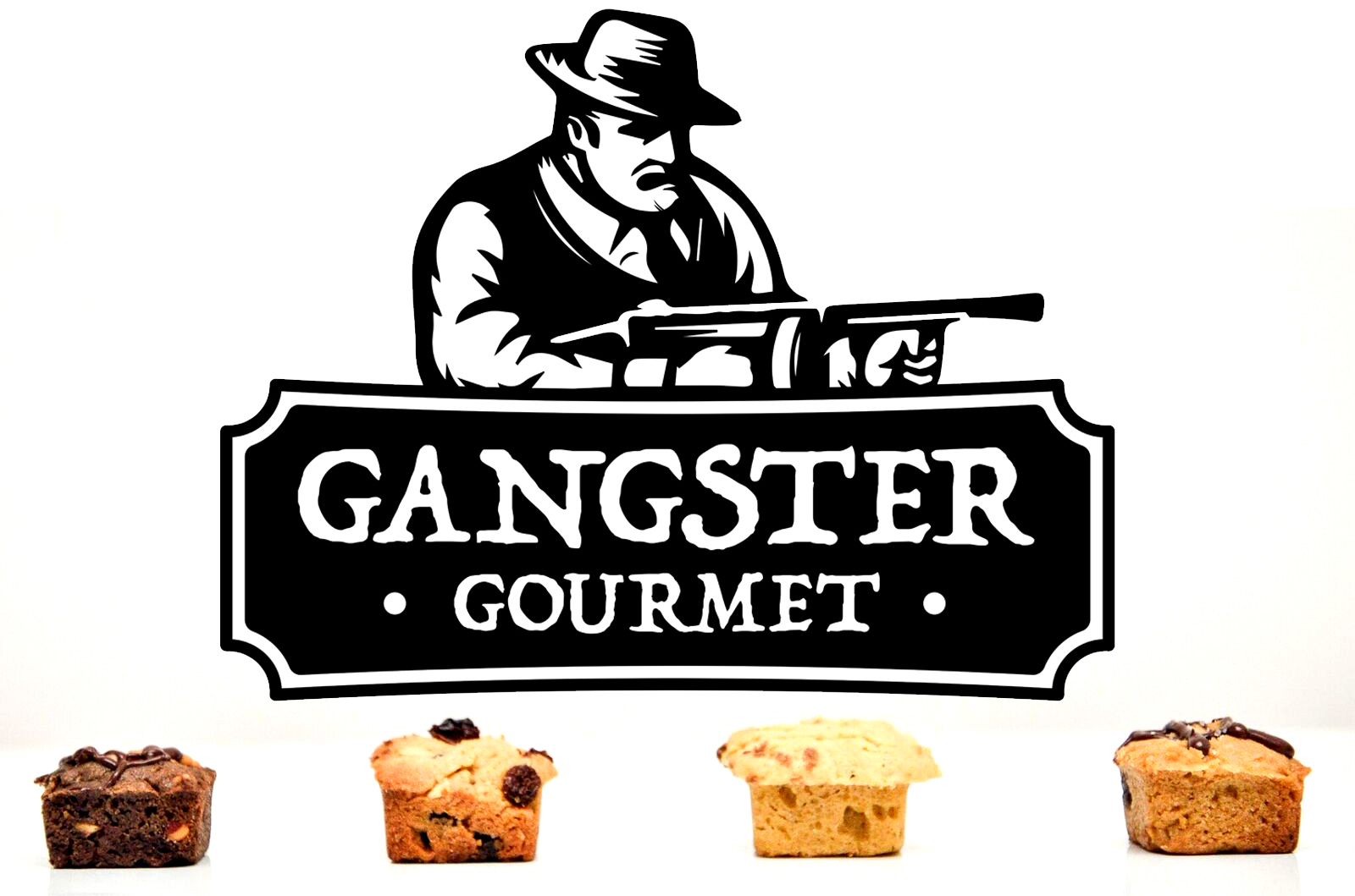GANSTER GOURMET Front Page